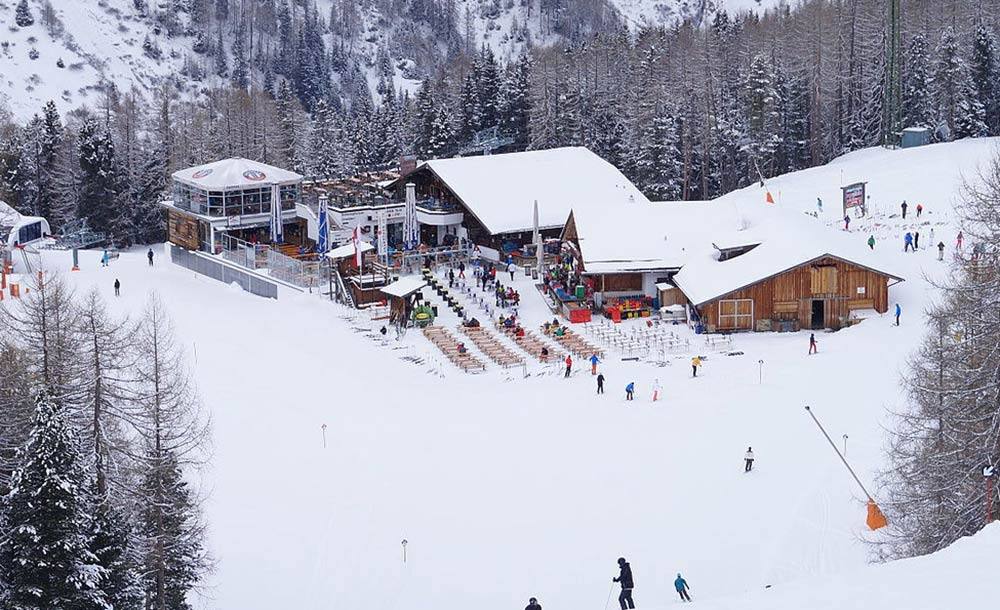 Flirten apres ski