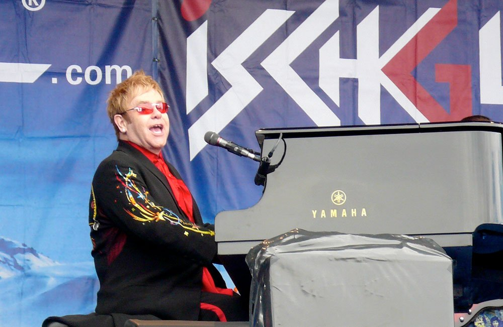 Ischgl Konzert Elton John
