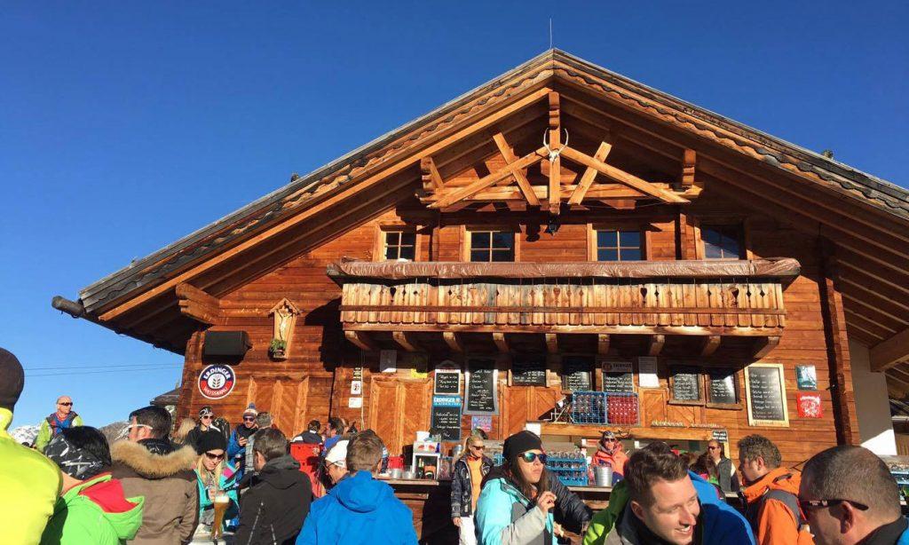 Paznauner Taja, was habe ich einen Durst - Party in Apres Ski Ischgl