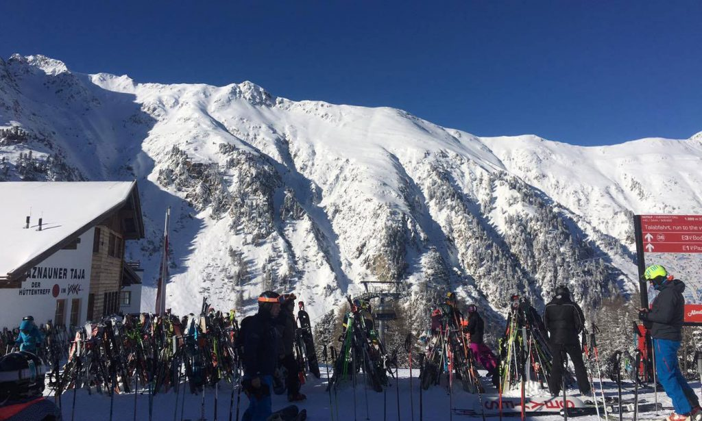 Paznauner Taja - Party in Apres Ski Ischgl