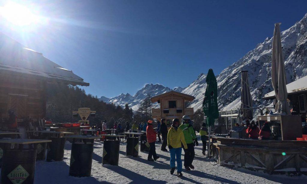 Paznauner Taja, was bist Du so schön - Party in Apres Ski Ischgl